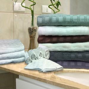 10-Piece Set Alex McCord 100 Cotton Bath Towels