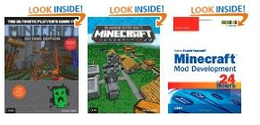 $5 Coupon for Minecraft Books