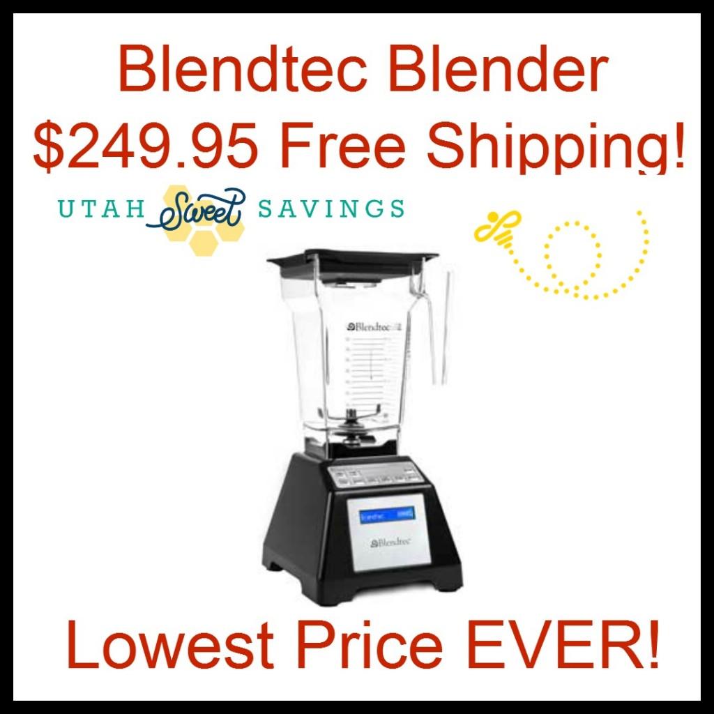 Blendtec Blender Deal