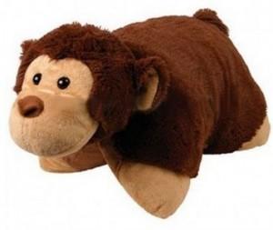 Cuddlee Pet Pillow Monkey