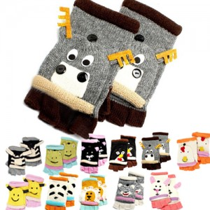 David & Young Critter Animal Gloves