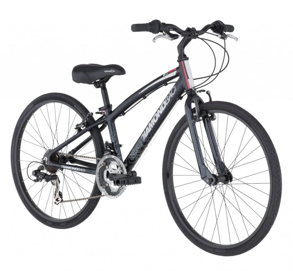 Diamondback Bicycles Boy's Insight Performance Youth Hybrid