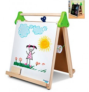 Discovery Kids 3-in-1 Artist Tabletop Easel