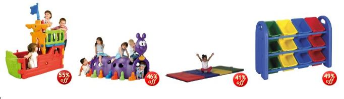 ECR4Kids toys