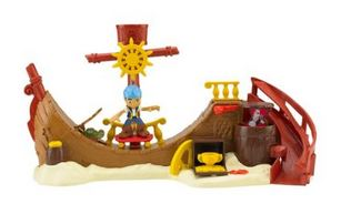 Fisher-Price Jake and The Never Land Pirates Skate Park Playset