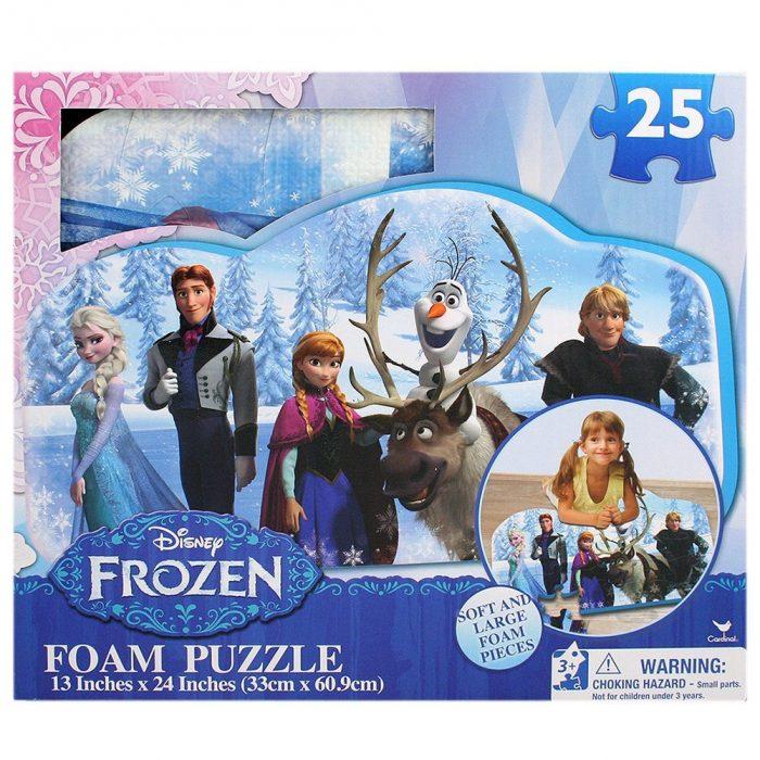 Frozen Foam Puzzle