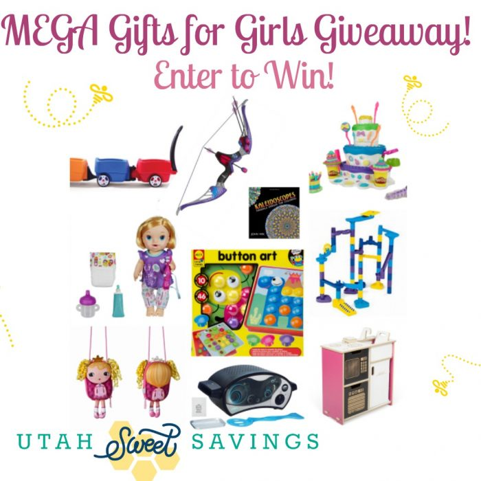 Gifts for Girls Giveaway