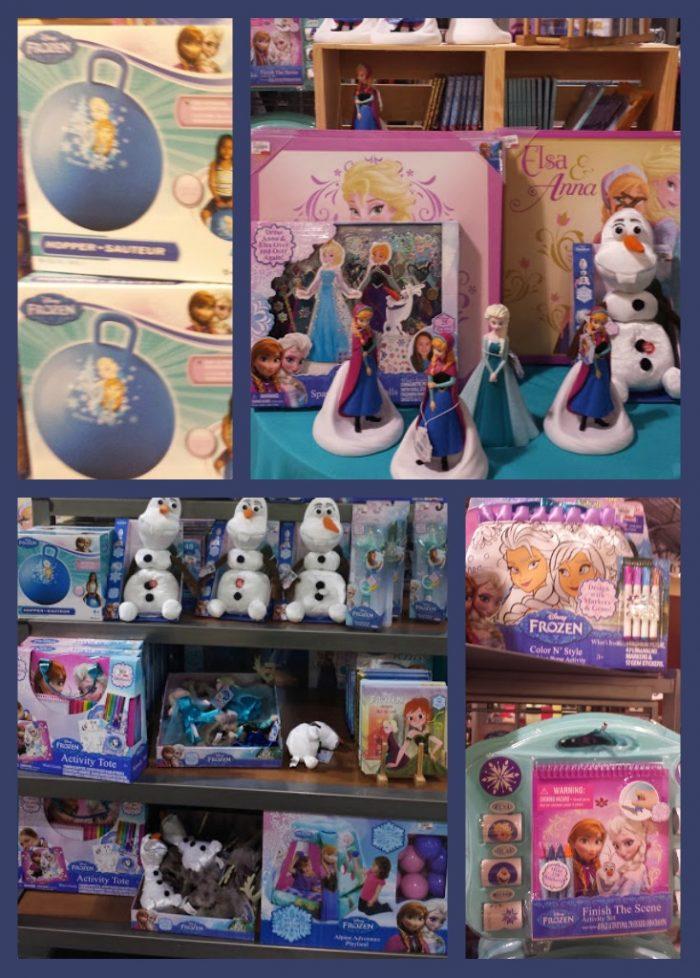 Gordmans Frozen Christmas
