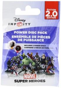 Infinity Powerpacks