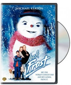 Jack Frost on DVD