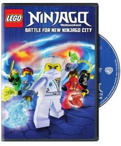 LEGO Ninjago Rebooted Battle for New Ninjago City Season Three Part