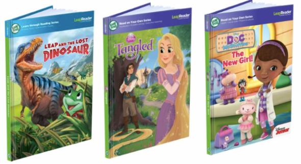 LeapReader Books
