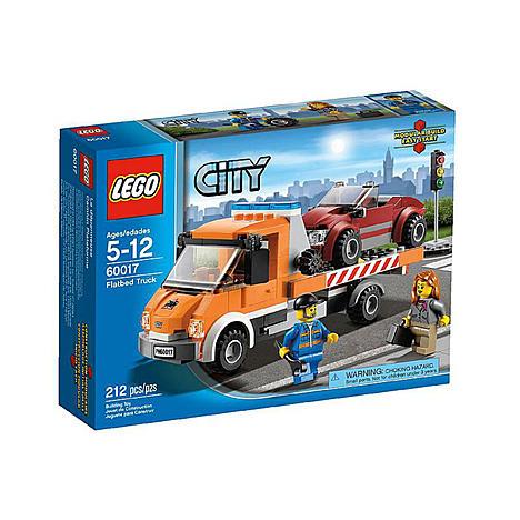 Lego City Flatbed