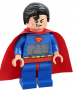 Lego Clock Superman
