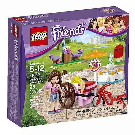 Lego friends bike