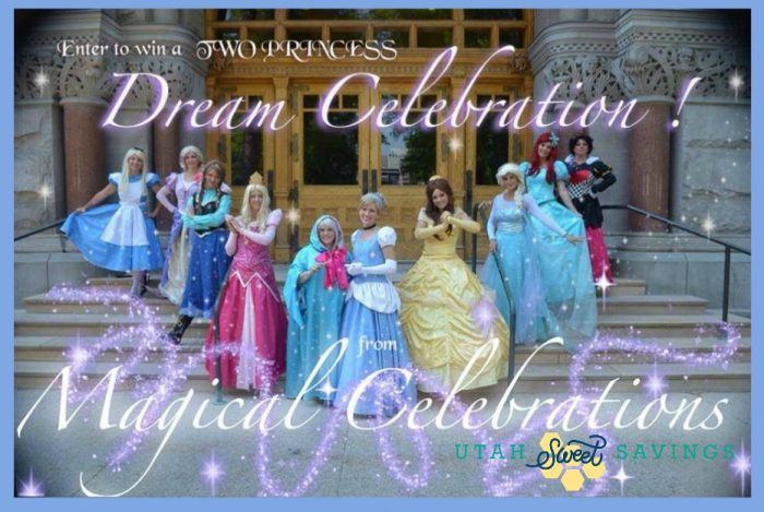 Magical Celebrations Giveaway