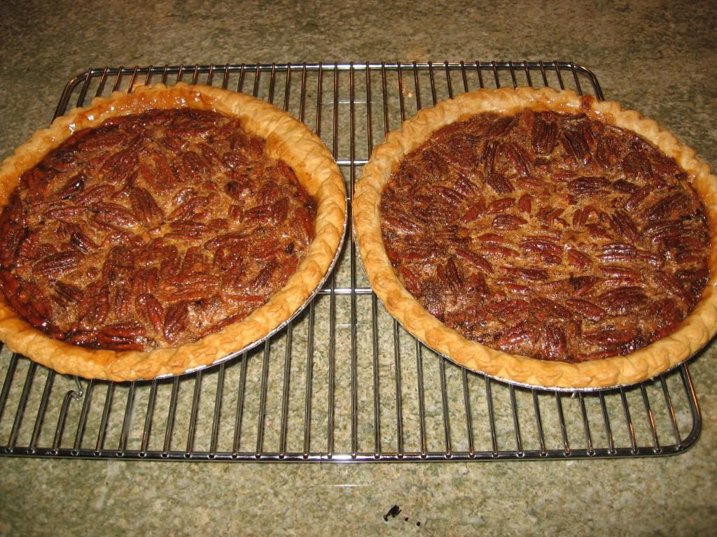 Mammy's Pecan Pie
