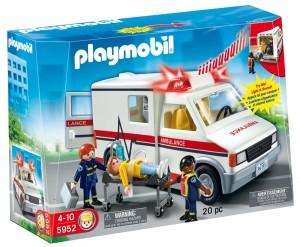 Playmobil Resuce