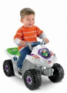 Power Wheels Disney Pixar Toy Story 3 Lil' Quad