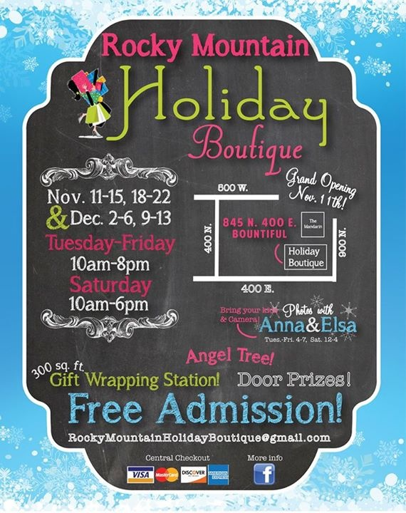 Rocky Moutain Holiday Boutique