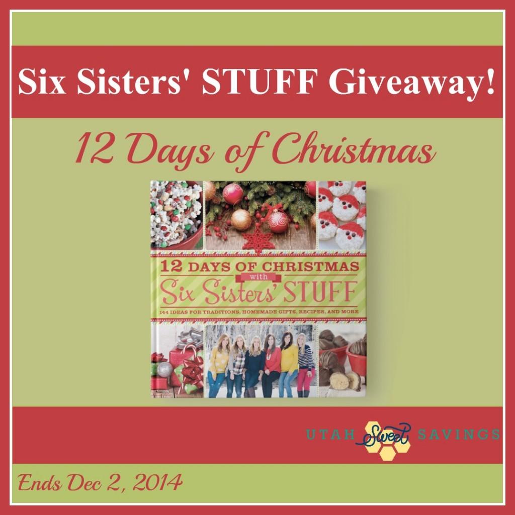 Six Sisters Stuff Giveaway Updated