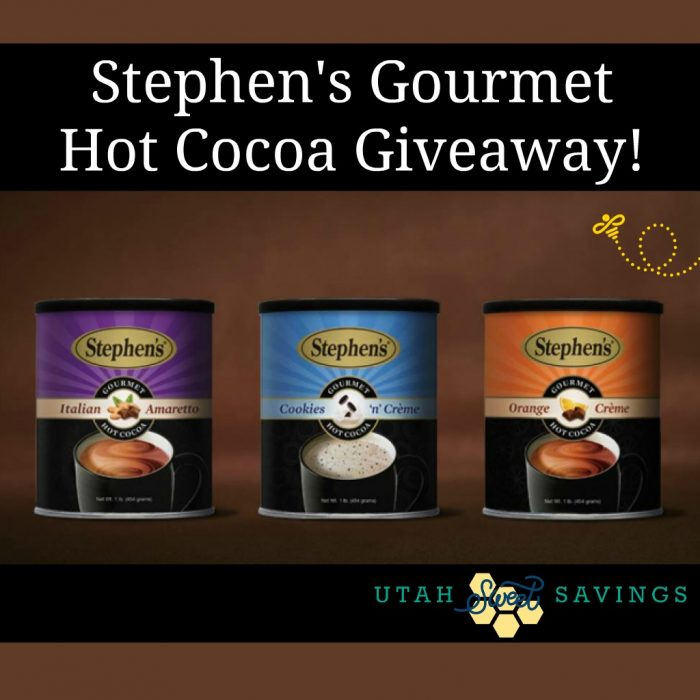Stephen's Hot Cocoa Giveaway