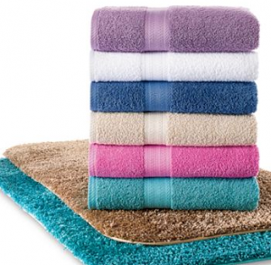 The Big One Solid Bath Towels sale