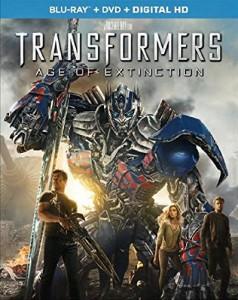 Transformers Age of Extinction (Blu-ray + DVD + Digital HD)