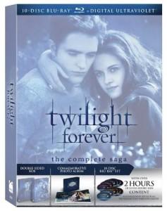 Twilight Forever The Complete Saga Box Set