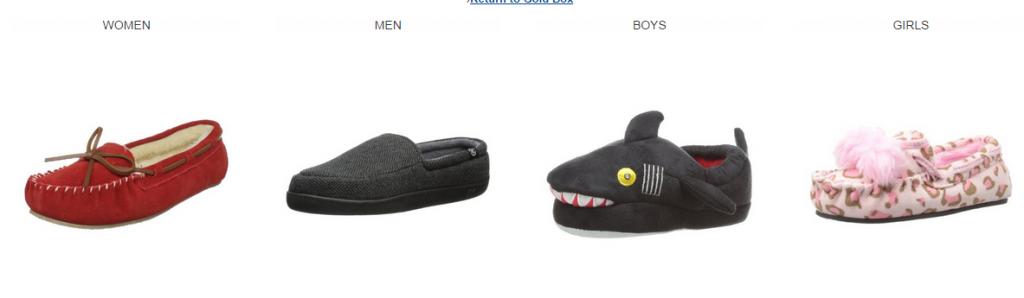 amazon slippers
