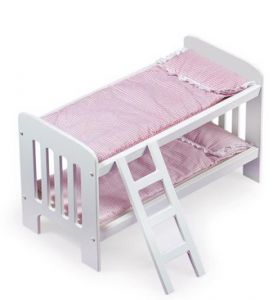 american girl doll bunk beds