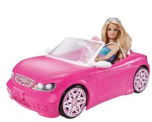 barbie glam car