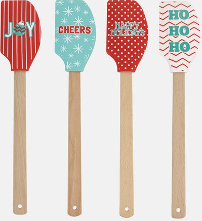 Aqua Holiday Spatulas 2 99 Reg 7 99 More Cute