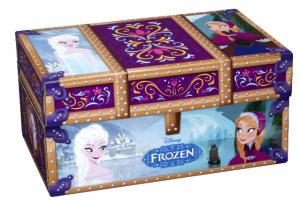 disney frozen dressup trunk