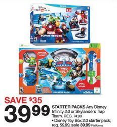 disney infinity Target Black Friday Ad Released! *Check Out Whats HOT!*
