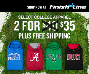 finish line 2 hoodies for $35