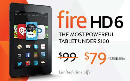 fire and kindle deals
