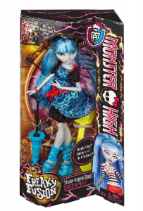 freaky fusion ghoulia
