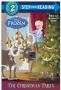 frozen christmas book