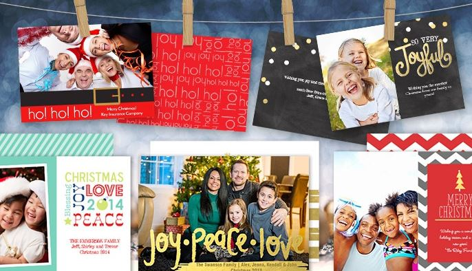 groupon staples holiday cards