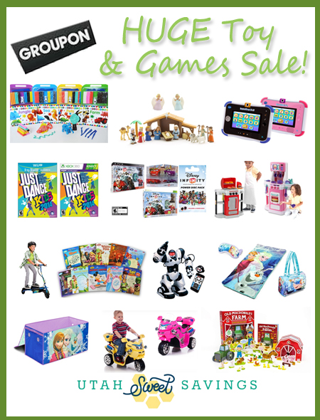 groupon toy sale