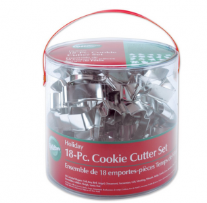 hoilday cookie cutters