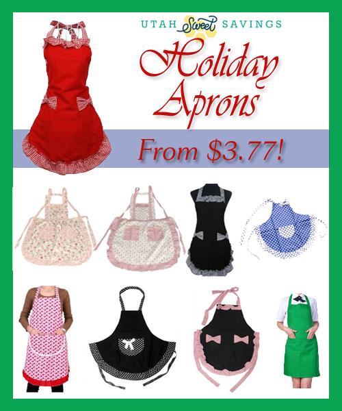 holiday aprons b