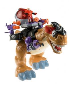 imagine x t-rex