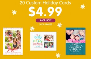 ink garden holiday cards