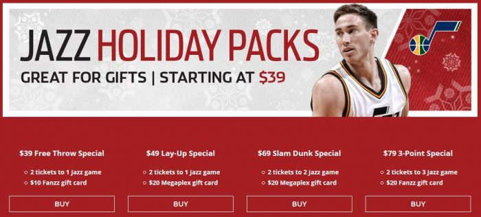 jazzz holiday packages