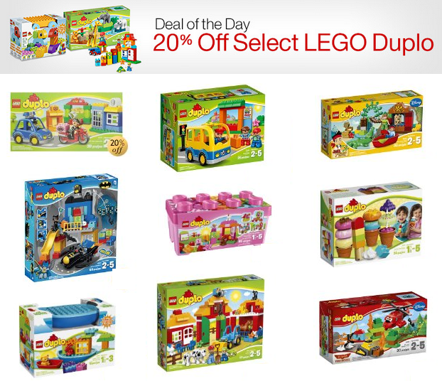 lego duplo deal of the day