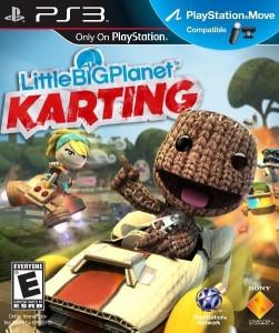 little big planet karting ps3
