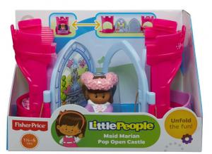 little people maid castle