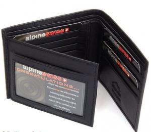 mens tri fold wallet